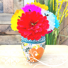 Small Flower Vase - Florero Barro