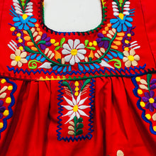 Vestido Tehuacan Nina / Tehuacan Children Dress