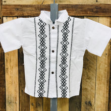 Lace Boy Shirt
