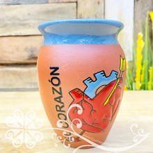 Set of 4 - Cantarito Cup- Loteria