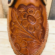 Loafers Artisan Leather Women Shoes - Brown Otomi Dolls