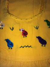 Vestido de Nina Pollito/Little Chicken Children Dress