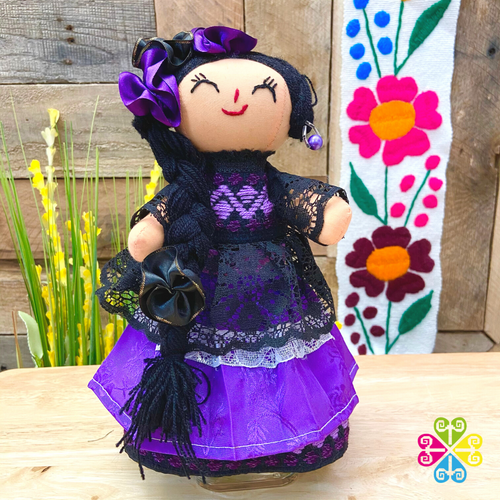 Lupita Mexican Otomi Doll