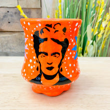 Frida Hand Painted Mug - Waist Shape
