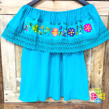 Campesina Embroider Women Top