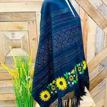 Embroider Artisan Pedal Loom Shawl