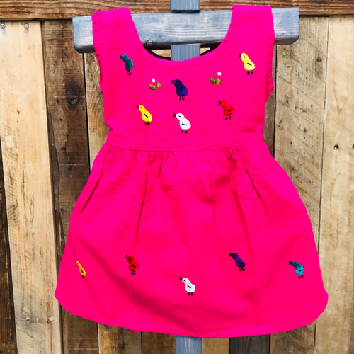 Pollito Children Dress