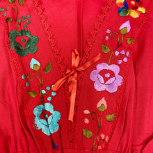 Venuz Embroider Dress