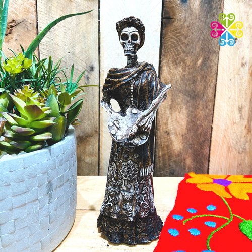 Catrina Day of the Dead Decoration statue - Standing Frida