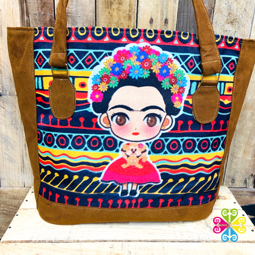 Little Frida Daisy 2 - Brown