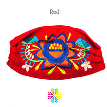 Flor Embroider Facemasks - CHILDREN