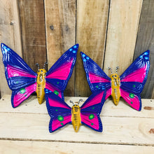 Clay Butterfly Set of 3