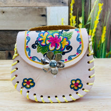 Small Leather Children Bag