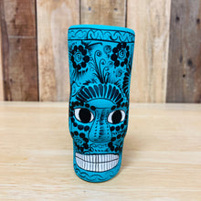 Hand Painted Clay Shot- Tequilero