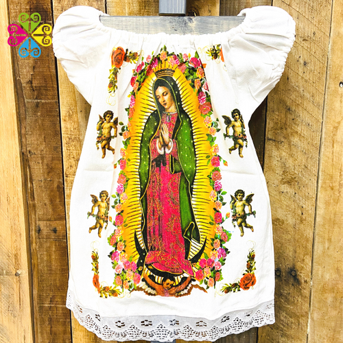 Guadalupe Children Dress