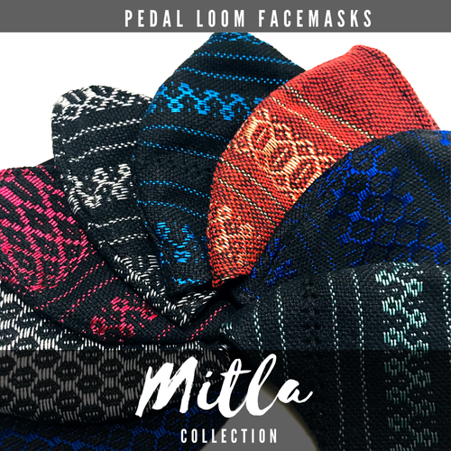 Pedal Loom Facemask- UNISEX