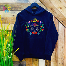 Women Hoodie Bordado - Mini Frida