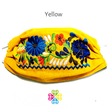 Spring Design Embroider Facemasks - CHILDREN