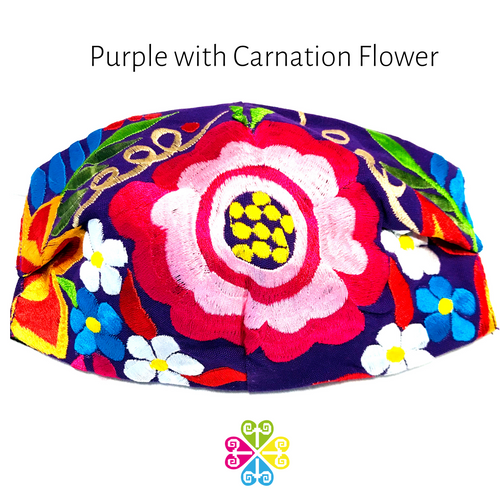 Carnation Spring Facemask- WOMEN