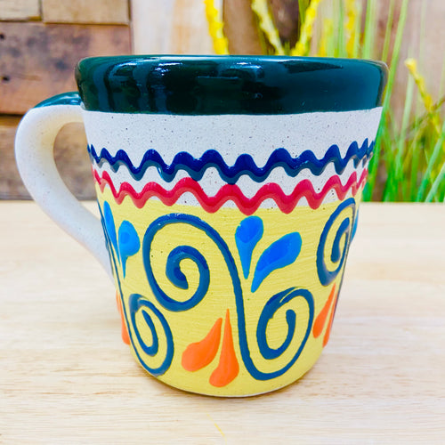 Clay Cup - Taza