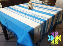 Mantel Artesanal/Artisan Loom Table Cover