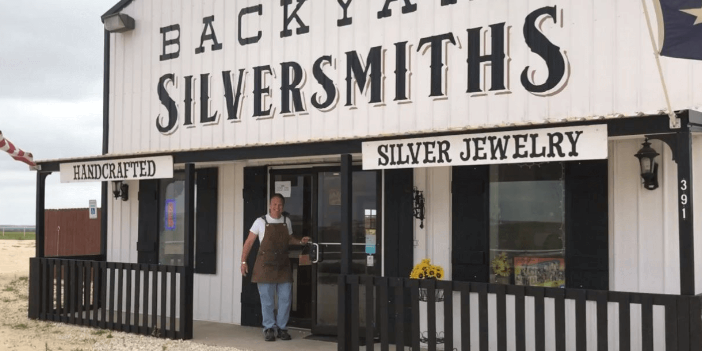 Backyard Silversmiths Inside Tour - Things to Do in Texas