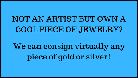 Backyard Silversmiths Consign with Us