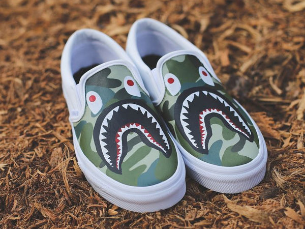bca2fa619b469c The 8 Best Bape Vans Perfect For Summer 2018 – TheShoeCosmetics