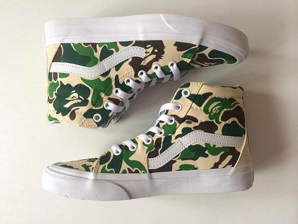 88ff8dd3e1 The 8 Best Bape Vans Perfect For Summer 2018 – TheShoeCosmetics
