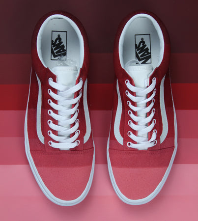 SHADES OF RED PALETTE VANS