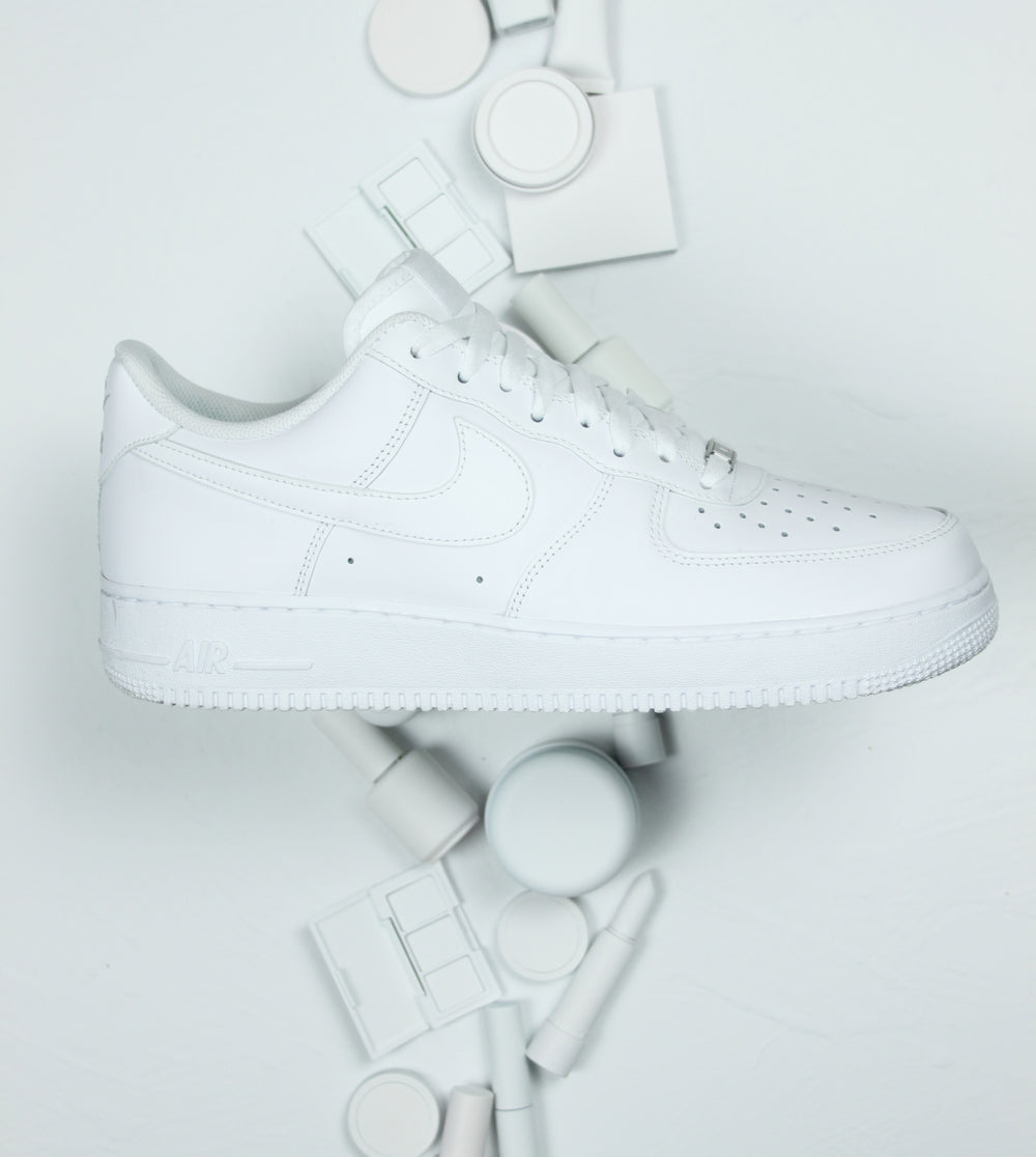 Create Your Own Nike Air Force One Custom Sneakers – TheShoeCosmetics 3a5056b1d