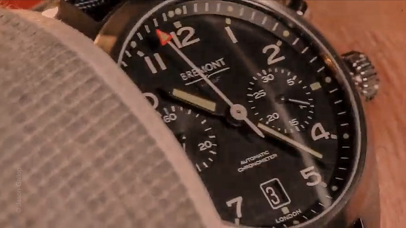5 Minute Review: Bremont Arrow