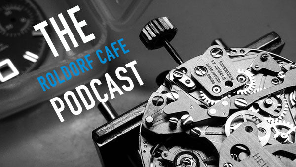 E05 The ROLDORF CAFÉ Podcast