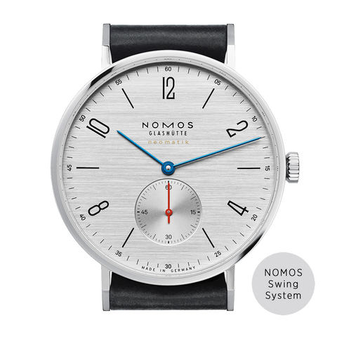 NOMOS Orion Neomatic 39 Silvercut  Ref: 342