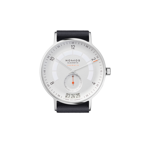 NOMOS Tangente 33 for Doctors Without Borders UK Glass Back REF: 123.S4
