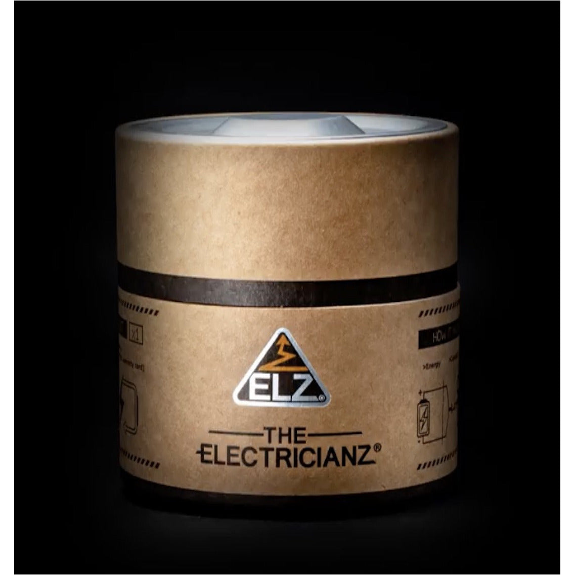 The Electricianz - The Dark Z