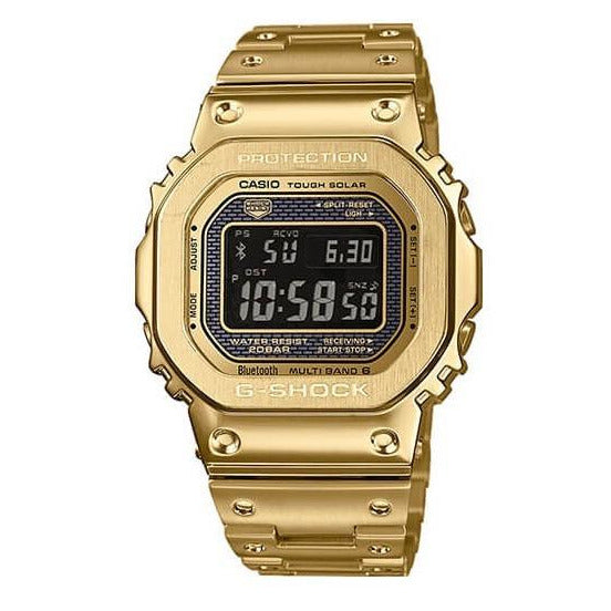 G Shock B5000TFG-9 – Gold 35th Anniversary Limited Edition
