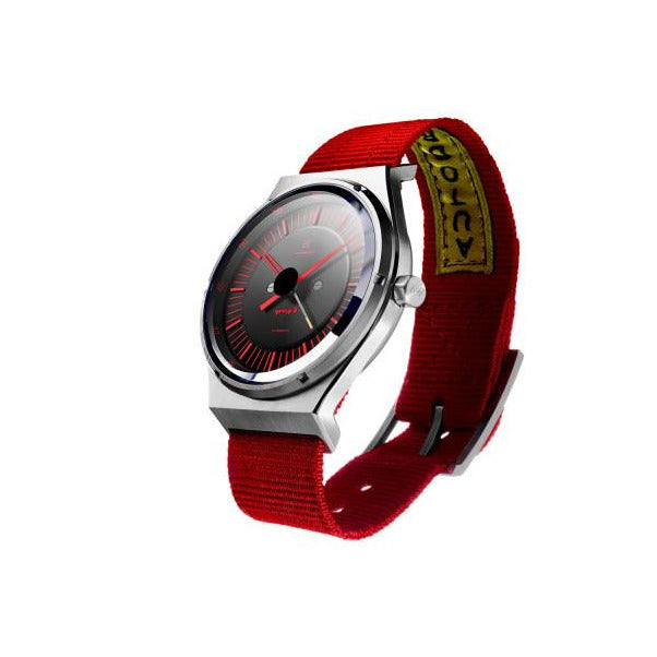 Autodromo Group B Red Black