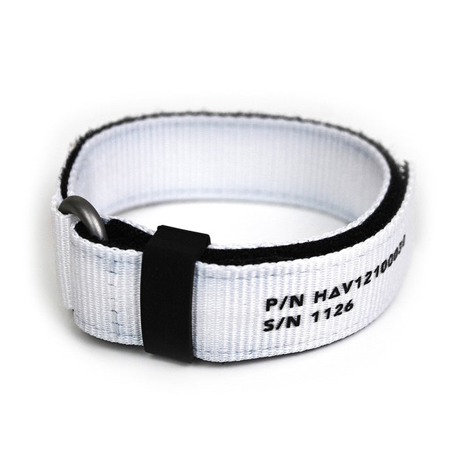 Beta White IVA Strap