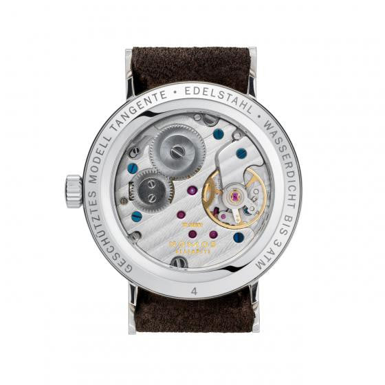 NOMOS Tangente 33 Karat Glass Back REF: 126