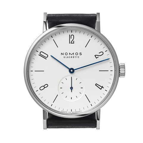 NOMOS  Ahoi Datum Glass Back REF: 551