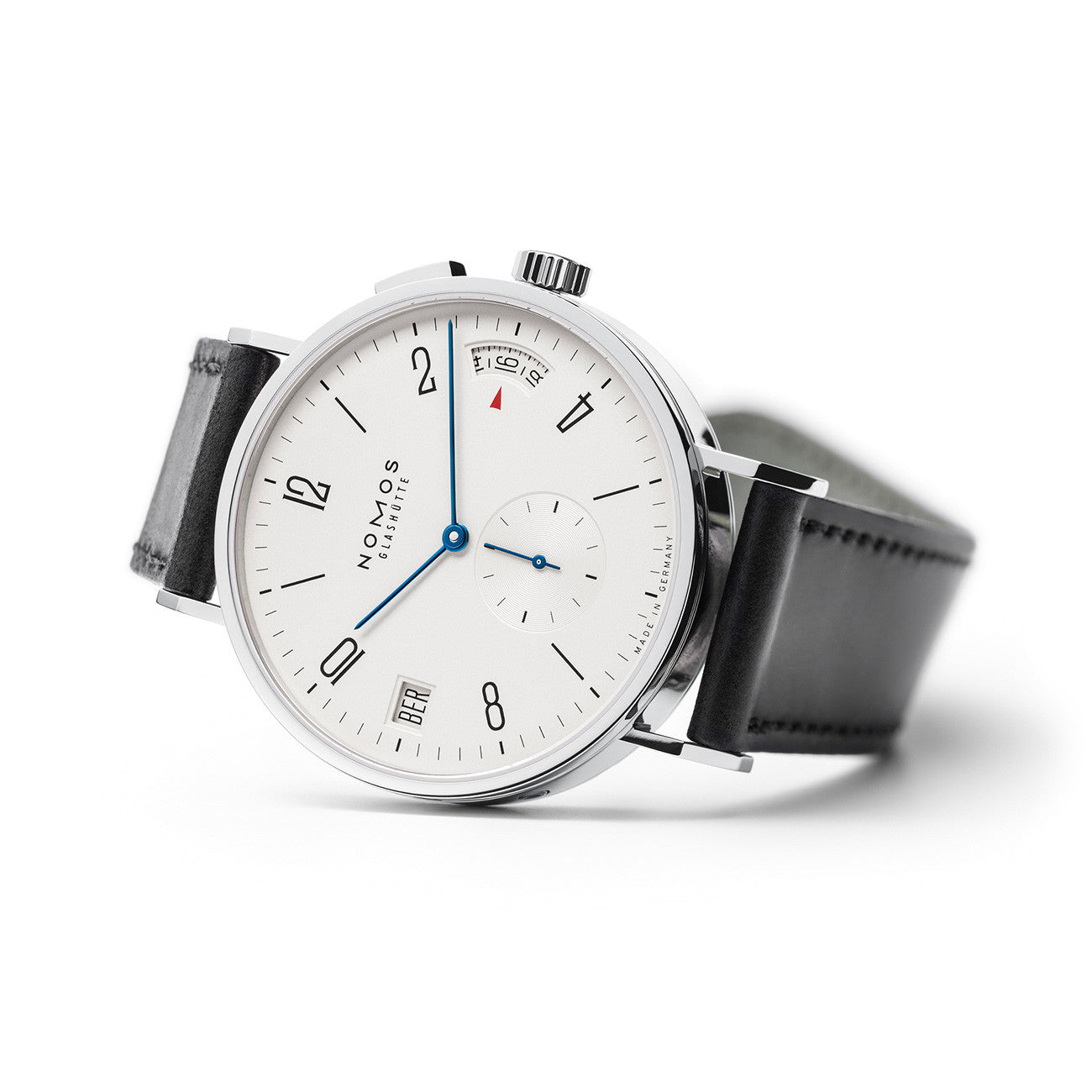 NOMOS  Tangomat GMT Glass Back REF: 635