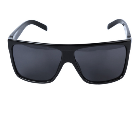 Digiwear - Mens Flat Top Shades - Polarized Sunglasses - Carbon Fiber Gear - Digicarbon