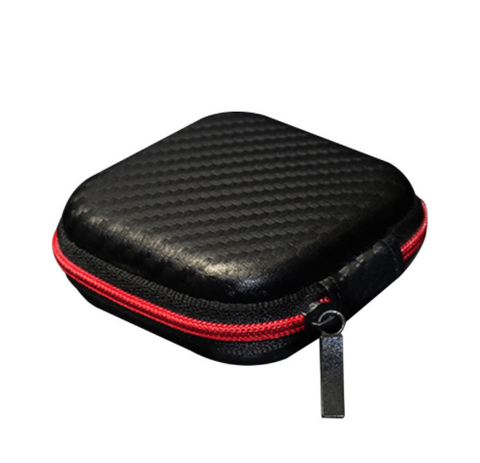Digicarbon - Carbon Fiber Case for Headphones and Accessories - Carbon Fiber Gear - Digicarbon