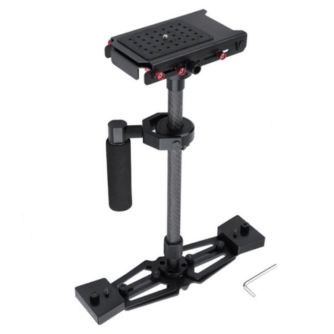 Digicarbon - Carbon Fiber DSLR Camera Stabilizer - Carbon Fiber Gear - Digicarbon