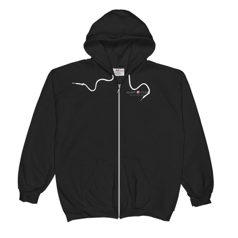 Solarity Studios - Unisex Zip Production Hoodie