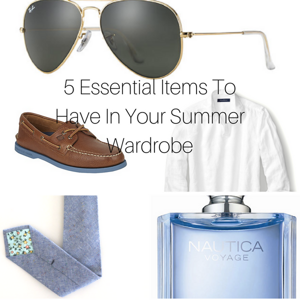 5 Essential Items To Have In Your Summer Wardrobe