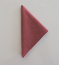 Pocket Square: Rouge