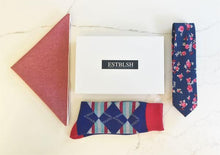 Estblsh box: Six Month Gentlemen Subscription Box