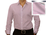 Ale Pink Non Iron Business Dress Shirt (Item cc52)